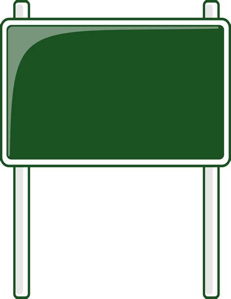 freeway templates road sign green blanks road signs highway signs road