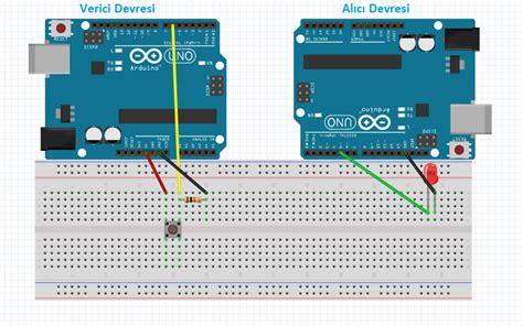 Lu Led Motor Remote arduino nrf24l01 kablosuz uzaktan kontrol roboturka