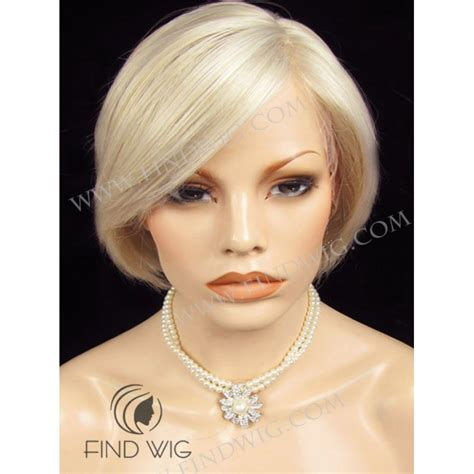 blonde highlighted wigs straight blonde highlighted short wig lace front wig