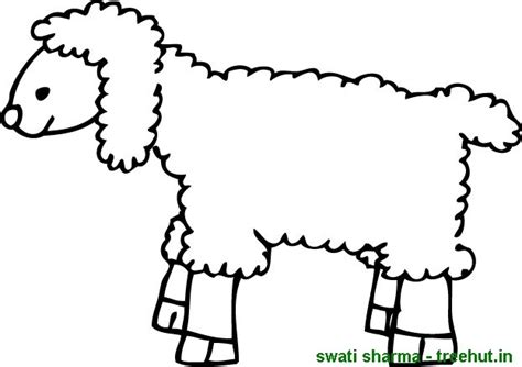 black sheep coloring page black sheep free coloring pages