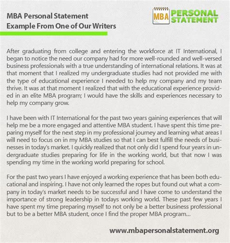 Of Pennsylvania Mba Deadlines by Http Www Mbapersonalstatement Org Mba Personal Statement