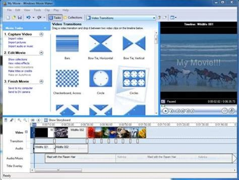 movie maker 2 6 tutorial downloading effects and trans windows live movie maker 191 qu 233 ha cambiado en la nueva