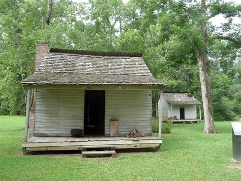 Cottages Louisiana by File Audubon State Historic Site Cabins Jpg