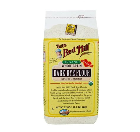 whole grain 00 flour organic rye flour bob s mill foods