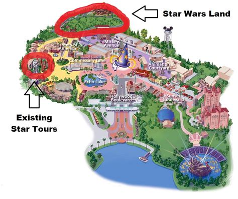 theme park rumors theme park overload star wars land coming to disney s