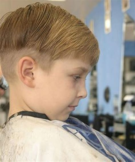 kids hear cut short in the front 70 most adorable baby boy haircuts 2016 hairstylec