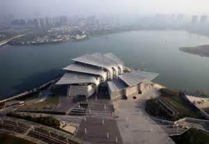 Wuxi Grand Theatre Finnish Design In China E Architect