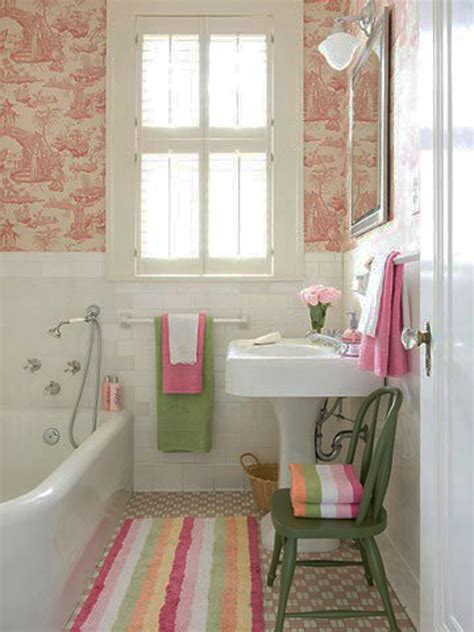 decorating small bathrooms 30 small and functional bathroom design ideas home