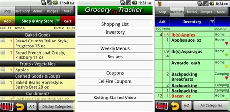 grocery list app android best grocery list apps for android