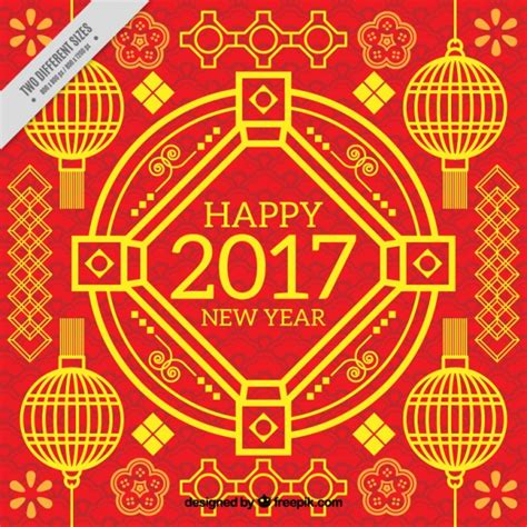 new year ornament vector free new year background with golden ornaments