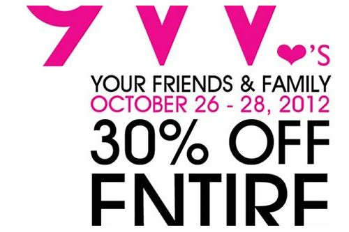 nine west coupon codes november 2018
