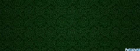 background pattern dark green green damask facebook cover timeline photo banner for fb