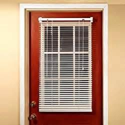 Window And Door Blinds Amazon Com Magne Blind Aluminum Magnetic Mini Blind