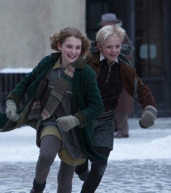 'the book thief' review: death and plucky tween find their