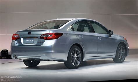 legacy subaru 2015 subaru announces 2015 legacy us pricing autoevolution