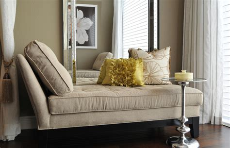 chaise for bedroom chaise lounge contemporary bedroom orlando by