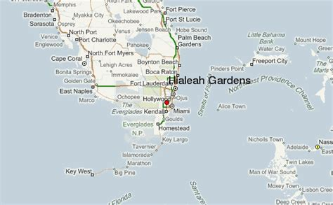 Weather In Hialeah Gardens by Hialeah Gardens Stadsgids