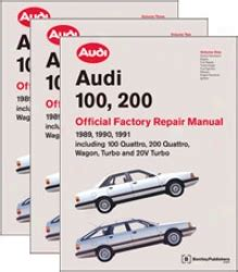 automotive repair manual 1989 audi 200 electronic toll collection starters the your auto world com dot com