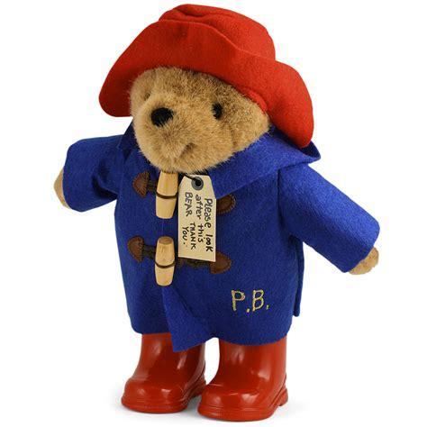 House Warming Gift Ideas by Paddington Paddington Bear Rainy Day Toy 22cm Peter S
