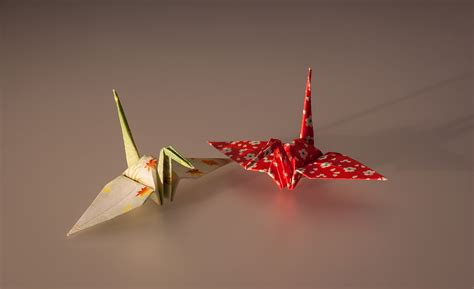 Meaning Of Origami Cranes - orizuru