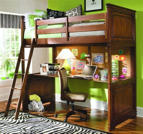 High Bunk Bed With Desk Underneath Bed Design Furniture Workstation Loft Bed With Desk Underneath Play Area Bunk Corner