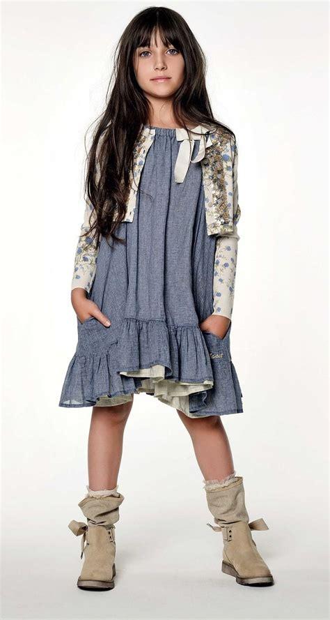 Set Modas Kid set collection cardigan with floral print