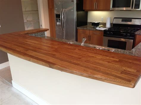 wood bar tops wood bar tops small home ideas collection how to