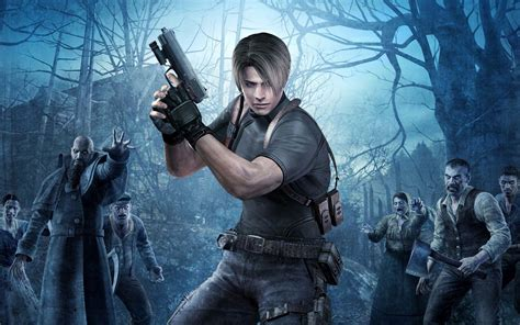 resident evil resident evil 4 hd review a classic reborn