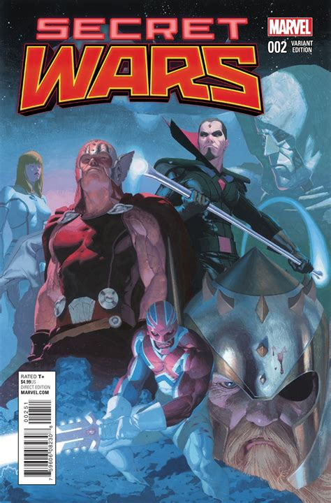 secret wars secret wars 2015 secret wars 2 spoilers review marvel comics is forever changed inside pulse