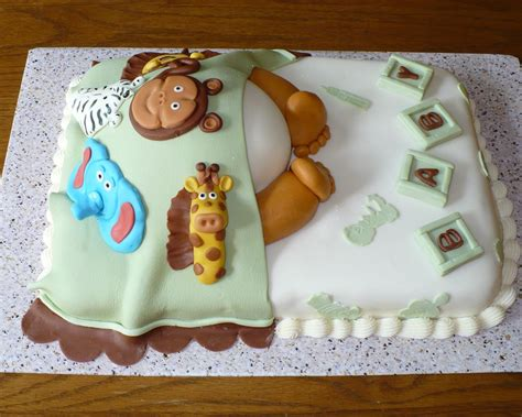 baby shower cakes animals baby zoo animals baby shower wallpapers gallery