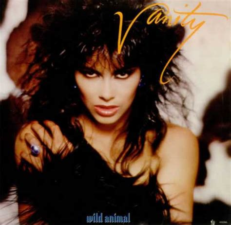 prince protege vanity 6 lead singer of the 80s