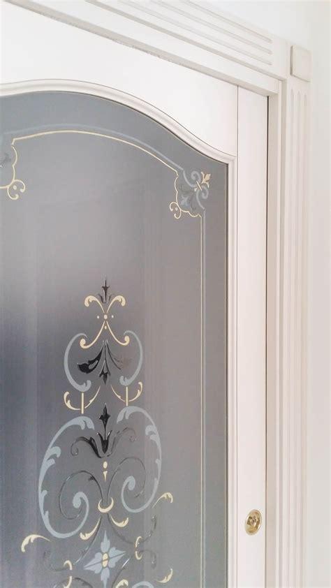 porte interne classiche con vetro esempi porte interne classiche modello gemma xilema