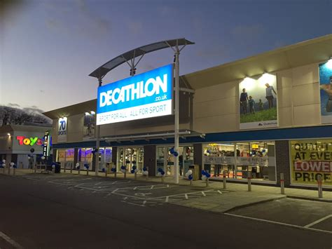 sport store in decathlon harlow decathlon