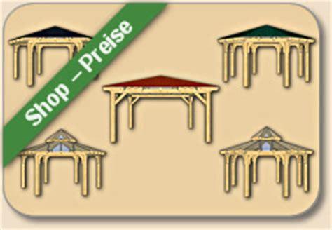 gartenpavillon 3x3 billig holz pavillon bausatz 3x3 4x4 5x5 6x6 m kaufen holzon de