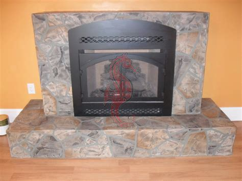 Indoor Fireplace Grill by Concrete Fireplaces Bbq Grills Pits Greenville