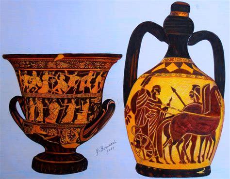 vasi etruschi prezzi vaso greco e etrusco vendita quadro pittura artlynow