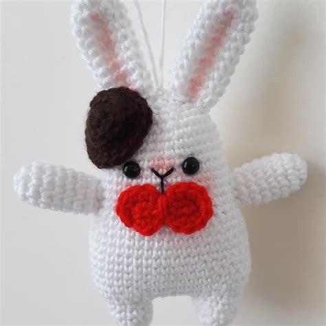 amigurumi pattern rabbit make amigurumi bunny slugom for