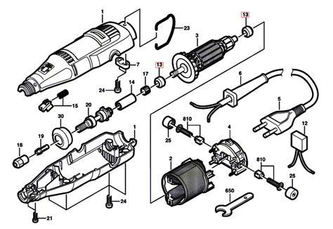 dremel parts diagram buy dremel 396 f013039612 replacement tool parts