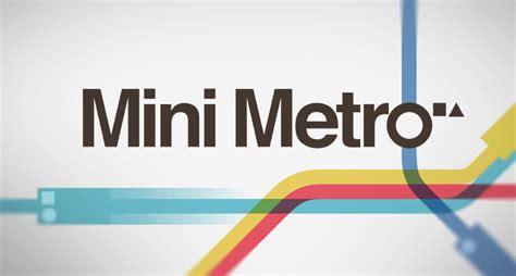 mini metro pc download mini metro download pc mini metro video game wikipedia