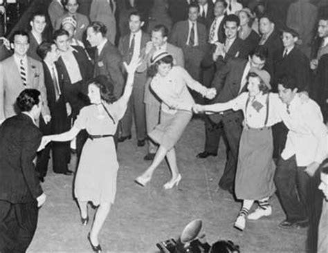 what year did swing dancing start vintage rose girl happy birthday