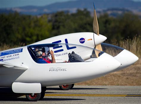 new ideas for greener aircraft nasa electric airplane green aviation prize by nasa