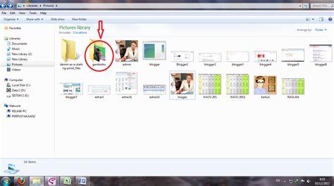 cara membuat zip di pc cara membuat file quot zip quot dan rar quot di window 7 belajar