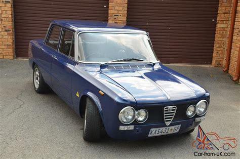 Alfa Romeo 4 Door by Alfa Romeo Giulia 4 Door 1968