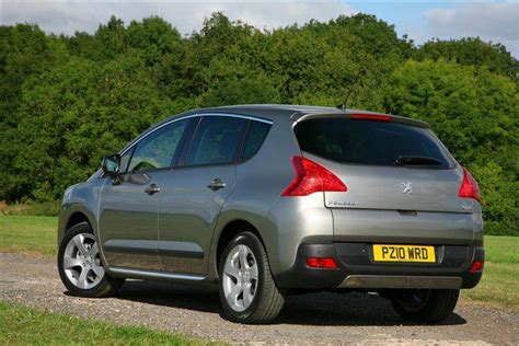 peugeot used car locator peugeot 3008 2009 2013 used car review car review