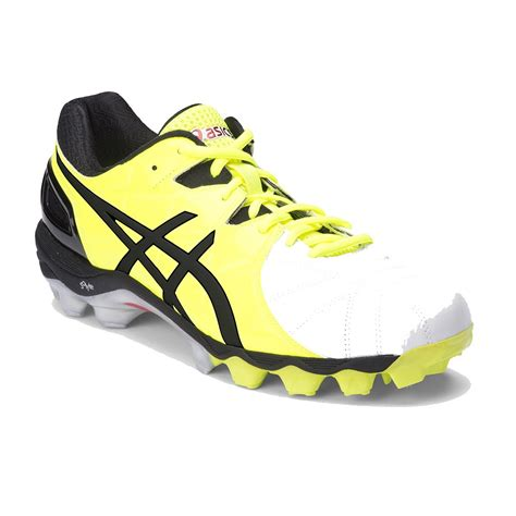 Asics Football Gear asics gel lethal ultimate igs 11 mens football boots yellow black white sportitude
