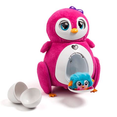 interactive toys penbo lovable penguin interactive penguins kid toys and culture