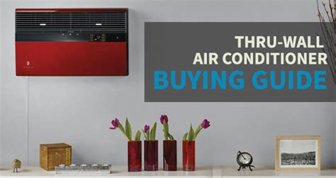 throughthewall air conditioner buying guide free