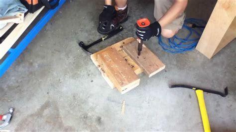 remington concrete nailer