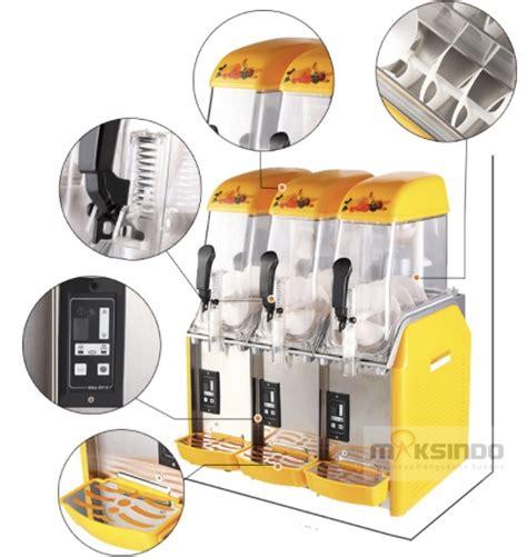 Mesin Es Salju jual mesin slush es salju dan juice slh03 di tangerang toko mesin maksindo bsd tangerang
