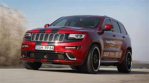 2016 grand srt8 jeep grand srt8 in der power parts edition